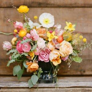 Работы флористов